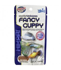 Hikari tropical fancy guppy...